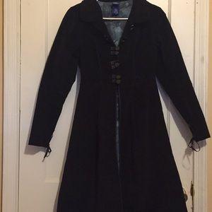 dress overcoat